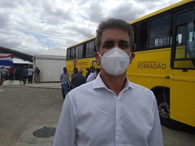 Deputado estadual Robinson Almeida foto Anderson Dias site Política In Rosa