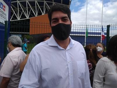 Deputado federal Otto Alencar Filho foto Anderson Dias site Política In Rosa