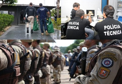 Governo do Estado paga R$ 10,3 milhões a mais de 11 mil policiais por redução de mortes