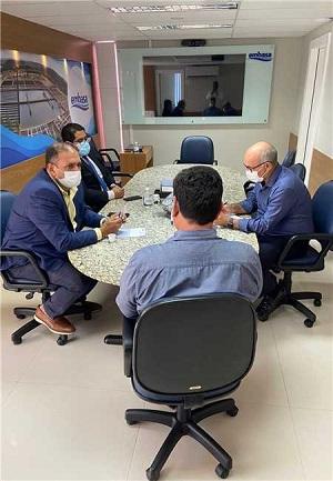 Prefeito assina convênio com Embasa para ampliar saneamento básico em Ilhéus