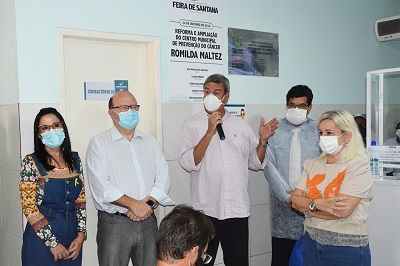 Programa de Especialidades de Saúde do Homem é lançado
