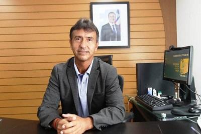 Secretário de Comunicação do Estado da Bahia, André Curvello